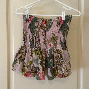 Isabel Marant Étoile Floral Skirt